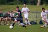 Bishop McGuinness Villains vs West Forsyth Titans Men's Varsity Soccer<br /> Forsyth Cup Soccer Tournament<br /> Friday, August 23, 2013 at West Forsyth High School<br /> Clemmons, North Carolina<br /> (file 190704_BV0H3734_1D4)
