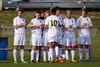 Bishop McGuinness Villains vs West Forsyth Titans Men's Varsity Soccer<br /> Forsyth Cup Soccer Tournament<br /> Friday, August 23, 2013 at West Forsyth High School<br /> Clemmons, North Carolina<br /> (file 175331_BV0H3312_1D4)