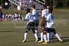 E Forsyth Eagles vs Reagan Raiders Men's Varsity Soccer<br /> Forsyth Cup Consolation Match<br /> Wednesday, August 15, 2012 at West Forsyth High School<br /> Clemmons, NC<br /> (file 163931_803Q7751_1D3)