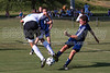 E Forsyth Eagles vs Reagan Raiders Men's Varsity Soccer<br /> Forsyth Cup Consolation Match<br /> Wednesday, August 15, 2012 at West Forsyth High School<br /> Clemmons, NC<br /> (file 163940_803Q7755_1D3)