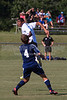 E Forsyth Eagles vs Reagan Raiders Men's Varsity Soccer<br /> Forsyth Cup Consolation Match<br /> Wednesday, August 15, 2012 at West Forsyth High School<br /> Clemmons, NC<br /> (file 163937_803Q7752_1D3)