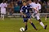 East Forsyth Eagles vs Glenn Bobcats Men's Varsity Soccer<br /> Forsyth Cup Soccer Tournament Championship Match<br /> Saturday, August 24, 2013 at West Forsyth High School<br /> Clemmons, North Carolina<br /> (file 203110_BV0H4372_1D4)