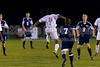 East Forsyth Eagles vs Glenn Bobcats Men's Varsity Soccer<br /> Forsyth Cup Soccer Tournament Championship Match<br /> Saturday, August 24, 2013 at West Forsyth High School<br /> Clemmons, North Carolina<br /> (file 203839_BV0H4392_1D4)