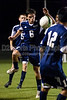 East Forsyth Eagles vs Glenn Bobcats Men's Varsity Soccer<br /> Forsyth Cup Soccer Tournament Championship Match<br /> Saturday, August 24, 2013 at West Forsyth High School<br /> Clemmons, North Carolina<br /> (file 210531_803Q4625_1D3)