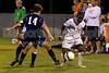 East Forsyth Eagles vs Glenn Bobcats Men's Varsity Soccer<br /> Forsyth Cup Soccer Tournament Championship Match<br /> Saturday, August 24, 2013 at West Forsyth High School<br /> Clemmons, North Carolina<br /> (file 203857_BV0H4397_1D4)