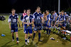East Forsyth Eagles vs Glenn Bobcats Men's Varsity Soccer