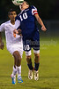 East Forsyth Eagles vs Glenn Bobcats Men's Varsity Soccer<br /> Forsyth Cup Soccer Tournament Championship Match<br /> Saturday, August 24, 2013 at West Forsyth High School<br /> Clemmons, North Carolina<br /> (file 201649_BV0H4321_1D4)