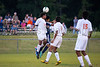 East Forsyth Eagles vs Glenn Bobcats Men's Varsity Soccer<br /> Forsyth Cup Soccer Tournament Championship Match<br /> Saturday, August 24, 2013 at West Forsyth High School<br /> Clemmons, North Carolina<br /> (file 200127_803Q4551_1D3)
