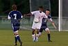 East Forsyth Eagles vs Glenn Bobcats Men's Varsity Soccer<br /> Forsyth Cup Soccer Tournament Championship Match<br /> Saturday, August 24, 2013 at West Forsyth High School<br /> Clemmons, North Carolina<br /> (file 200343_BV0H4302_1D4)