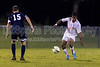 East Forsyth Eagles vs Glenn Bobcats Men's Varsity Soccer<br /> Forsyth Cup Soccer Tournament Championship Match<br /> Saturday, August 24, 2013 at West Forsyth High School<br /> Clemmons, North Carolina<br /> (file 205349_BV0H4415_1D4)