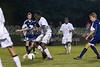 East Forsyth Eagles vs Glenn Bobcats Men's Varsity Soccer<br /> Forsyth Cup Soccer Tournament Championship Match<br /> Saturday, August 24, 2013 at West Forsyth High School<br /> Clemmons, North Carolina<br /> (file 205546_803Q4603_1D3)