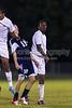 East Forsyth Eagles vs Glenn Bobcats Men's Varsity Soccer<br /> Forsyth Cup Soccer Tournament Championship Match<br /> Saturday, August 24, 2013 at West Forsyth High School<br /> Clemmons, North Carolina<br /> (file 205709_BV0H4435_1D4)