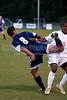 East Forsyth Eagles vs Glenn Bobcats Men's Varsity Soccer<br /> Forsyth Cup Soccer Tournament Championship Match<br /> Saturday, August 24, 2013 at West Forsyth High School<br /> Clemmons, North Carolina<br /> (file 200433_803Q4556_1D3)