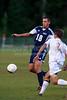 East Forsyth Eagles vs Glenn Bobcats Men's Varsity Soccer<br /> Forsyth Cup Soccer Tournament Championship Match<br /> Saturday, August 24, 2013 at West Forsyth High School<br /> Clemmons, North Carolina<br /> (file 200058_QE6Q1122_1D2N)