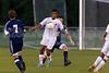 East Forsyth Eagles vs Glenn Bobcats Men's Varsity Soccer<br /> Forsyth Cup Soccer Tournament Championship Match<br /> Saturday, August 24, 2013 at West Forsyth High School<br /> Clemmons, North Carolina<br /> (file 200343_BV0H4301_1D4)