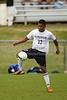 East Forsyth Eagles vs RJR Demons Men's Varsity Soccer<br /> Forsyth Cup Soccer Tournament Semifinal Match<br /> Thursday, August 22, 2013 at West Forsyth High School<br /> Clemmons, North Carolina<br /> (file 191853_BV0H3084_1D4)