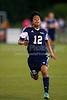 East Forsyth Eagles vs RJR Demons Men's Varsity Soccer<br /> Forsyth Cup Soccer Tournament Semifinal Match<br /> Thursday, August 22, 2013 at West Forsyth High School<br /> Clemmons, North Carolina<br /> (file 193311_BV0H3138_1D4)