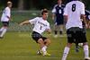East Forsyth Eagles vs RJR Demons Men's Varsity Soccer<br /> Forsyth Cup Soccer Tournament Semifinal Match<br /> Thursday, August 22, 2013 at West Forsyth High School<br /> Clemmons, North Carolina<br /> (file 193522_BV0H3146_1D4)
