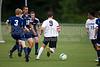 East Forsyth Eagles vs RJR Demons Men's Varsity Soccer<br /> Forsyth Cup Soccer Tournament Semifinal Match<br /> Thursday, August 22, 2013 at West Forsyth High School<br /> Clemmons, North Carolina<br /> (file 191801_BV0H3078_1D4)