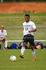 East Forsyth Eagles vs RJR Demons Men's Varsity Soccer<br /> Forsyth Cup Soccer Tournament Semifinal Match<br /> Thursday, August 22, 2013 at West Forsyth High School<br /> Clemmons, North Carolina<br /> (file 191854_BV0H3085_1D4)