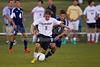 East Forsyth Eagles vs RJR Demons Men's Varsity Soccer<br /> Forsyth Cup Soccer Tournament Semifinal Match<br /> Thursday, August 22, 2013 at West Forsyth High School<br /> Clemmons, North Carolina<br /> (file 193744_BV0H3153_1D4)