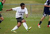 East Forsyth Eagles vs RJR Demons Men's Varsity Soccer<br /> Forsyth Cup Soccer Tournament Semifinal Match<br /> Thursday, August 22, 2013 at West Forsyth High School<br /> Clemmons, North Carolina<br /> (file 191745_BV0H3076_1D4)