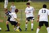 East Forsyth Eagles vs RJR Demons Men's Varsity Soccer<br /> Forsyth Cup Soccer Tournament Semifinal Match<br /> Thursday, August 22, 2013 at West Forsyth High School<br /> Clemmons, North Carolina<br /> (file 191742_BV0H3074_1D4)