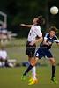 East Forsyth Eagles vs RJR Demons Men's Varsity Soccer<br /> Forsyth Cup Soccer Tournament Semifinal Match<br /> Thursday, August 22, 2013 at West Forsyth High School<br /> Clemmons, North Carolina<br /> (file 193125_BV0H3136_1D4)