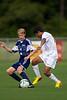East Forsyth Eagles vs West Forsyth Titans Men's Varsity Soccer<br /> Forsyth Cup Soccer Tournament<br /> Tuesday, August 20, 2013 at West Forsyth High School<br /> Clemmons, North Carolina<br /> (file 172326_BV0H1784_1D4)