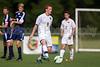 East Forsyth Eagles vs West Forsyth Titans Men's Varsity Soccer<br /> Forsyth Cup Soccer Tournament<br /> Tuesday, August 20, 2013 at West Forsyth High School<br /> Clemmons, North Carolina<br /> (file 173052_BV0H1832_1D4)