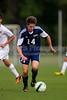 East Forsyth Eagles vs West Forsyth Titans Men's Varsity Soccer<br /> Forsyth Cup Soccer Tournament<br /> Tuesday, August 20, 2013 at West Forsyth High School<br /> Clemmons, North Carolina<br /> (file 173955_BV0H1880_1D4)