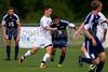 East Forsyth Eagles vs West Forsyth Titans Men's Varsity Soccer<br /> Forsyth Cup Soccer Tournament<br /> Tuesday, August 20, 2013 at West Forsyth High School<br /> Clemmons, North Carolina<br /> (file 170458_BV0H1687_1D4)