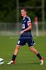 East Forsyth Eagles vs West Forsyth Titans Men's Varsity Soccer<br /> Forsyth Cup Soccer Tournament<br /> Tuesday, August 20, 2013 at West Forsyth High School<br /> Clemmons, North Carolina<br /> (file 171453_BV0H1735_1D4)