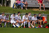 East Forsyth Eagles vs West Forsyth Titans Men's Varsity Soccer<br /> Forsyth Cup Soccer Tournament<br /> Tuesday, August 20, 2013 at West Forsyth High School<br /> Clemmons, North Carolina<br /> (file 172938_BV0H1828_1D4)