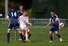 East Forsyth Eagles vs West Forsyth Titans Men's Varsity Soccer<br /> Forsyth Cup Soccer Tournament<br /> Tuesday, August 20, 2013 at West Forsyth High School<br /> Clemmons, North Carolina<br /> (file 172147_BV0H1772_1D4)