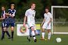 East Forsyth Eagles vs West Forsyth Titans Men's Varsity Soccer<br /> Forsyth Cup Soccer Tournament<br /> Tuesday, August 20, 2013 at West Forsyth High School<br /> Clemmons, North Carolina<br /> (file 173052_BV0H1833_1D4)