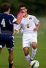 East Forsyth Eagles vs West Forsyth Titans Men's Varsity Soccer<br /> Forsyth Cup Soccer Tournament<br /> Tuesday, August 20, 2013 at West Forsyth High School<br /> Clemmons, North Carolina<br /> (file 171147_BV0H1728_1D4)