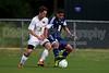East Forsyth Eagles vs West Forsyth Titans Men's Varsity Soccer<br /> Forsyth Cup Soccer Tournament<br /> Tuesday, August 20, 2013 at West Forsyth High School<br /> Clemmons, North Carolina<br /> (file 171308_BV0H1732_1D4)