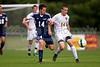 East Forsyth Eagles vs West Forsyth Titans Men's Varsity Soccer<br /> Forsyth Cup Soccer Tournament<br /> Tuesday, August 20, 2013 at West Forsyth High School<br /> Clemmons, North Carolina<br /> (file 173830_BV0H1868_1D4)