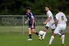 East Forsyth Eagles vs West Forsyth Titans Men's Varsity Soccer<br /> Forsyth Cup Soccer Tournament<br /> Tuesday, August 20, 2013 at West Forsyth High School<br /> Clemmons, North Carolina<br /> (file 171044_BV0H1721_1D4)