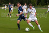 East Forsyth Eagles vs West Forsyth Titans Men's Varsity Soccer<br /> Forsyth Cup Soccer Tournament<br /> Tuesday, August 20, 2013 at West Forsyth High School<br /> Clemmons, North Carolina<br /> (file 171117_803Q4019_1D3)