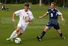 East Forsyth Eagles vs West Forsyth Titans Men's Varsity Soccer<br /> Forsyth Cup Soccer Tournament<br /> Tuesday, August 20, 2013 at West Forsyth High School<br /> Clemmons, North Carolina<br /> (file 170359_803Q3985_1D3)