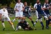 East Forsyth Eagles vs West Forsyth Titans Men's Varsity Soccer<br /> Forsyth Cup Soccer Tournament<br /> Tuesday, August 20, 2013 at West Forsyth High School<br /> Clemmons, North Carolina<br /> (file 170959_803Q4011_1D3)