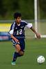 East Forsyth Eagles vs West Forsyth Titans Men's Varsity Soccer<br /> Forsyth Cup Soccer Tournament<br /> Tuesday, August 20, 2013 at West Forsyth High School<br /> Clemmons, North Carolina<br /> (file 172329_BV0H1785_1D4)