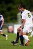 East Forsyth Eagles vs West Forsyth Titans Men's Varsity Soccer<br /> Forsyth Cup Soccer Tournament<br /> Tuesday, August 20, 2013 at West Forsyth High School<br /> Clemmons, North Carolina<br /> (file 173734_BV0H1854_1D4)