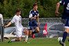 East Forsyth Eagles vs West Forsyth Titans Men's Varsity Soccer<br /> Forsyth Cup Soccer Tournament<br /> Tuesday, August 20, 2013 at West Forsyth High School<br /> Clemmons, North Carolina<br /> (file 173717_BV0H1852_1D4)