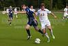 East Forsyth Eagles vs West Forsyth Titans Men's Varsity Soccer<br /> Forsyth Cup Soccer Tournament<br /> Tuesday, August 20, 2013 at West Forsyth High School<br /> Clemmons, North Carolina<br /> (file 171117_803Q4018_1D3)