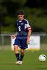 East Forsyth Eagles vs West Forsyth Titans Men's Varsity Soccer<br /> Forsyth Cup Soccer Tournament<br /> Tuesday, August 20, 2013 at West Forsyth High School<br /> Clemmons, North Carolina<br /> (file 173737_BV0H1856_1D4)