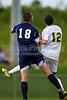 East Forsyth Eagles vs West Forsyth Titans Men's Varsity Soccer<br /> Forsyth Cup Soccer Tournament<br /> Tuesday, August 20, 2013 at West Forsyth High School<br /> Clemmons, North Carolina<br /> (file 182940_BV0H2046_1D4)