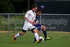East Forsyth Eagles vs West Forsyth Titans Men's Varsity Soccer<br /> Forsyth Cup Soccer Tournament<br /> Tuesday, August 20, 2013 at West Forsyth High School<br /> Clemmons, North Carolina<br /> (file 171308_BV0H1733_1D4)